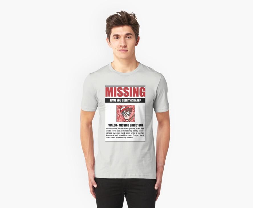 MISSING: Waldo by BNash2012