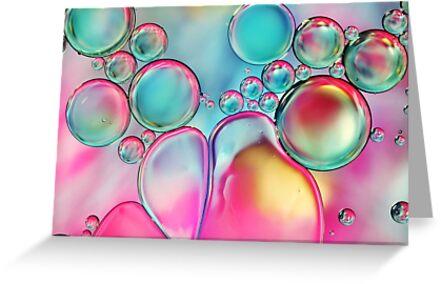 Bubbly by Sharon Johnstone