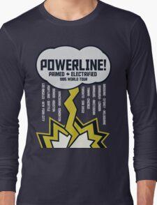 Powerline World Tour Long Sleeve T-Shirt