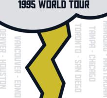 Powerline World Tour Sticker