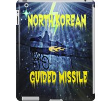GUIDED MISSILE iPad Case/Skin