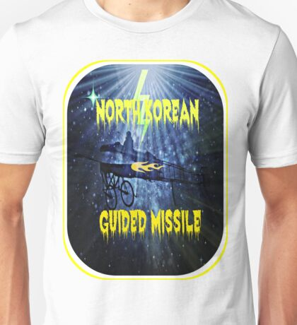 GUIDED MISSILE Unisex T-Shirt