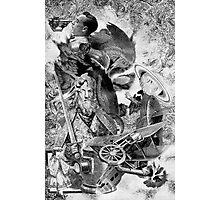 Icarus Marcel. Photographic Print