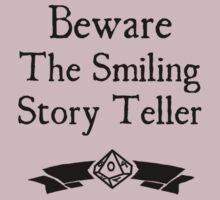 World of Darkness - Beware the Smiling Story Teller by Serenity373737