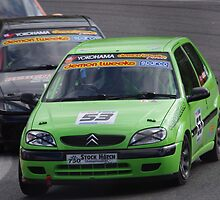 750 MC Stock Hatch - #53 Rob Drake - Citroen Saxo - Druids, Brands Hatch by motapics