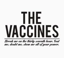 The Vaccines - All In White by tomlefroy