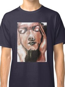 Face Painted Design Classic T-Shirt
