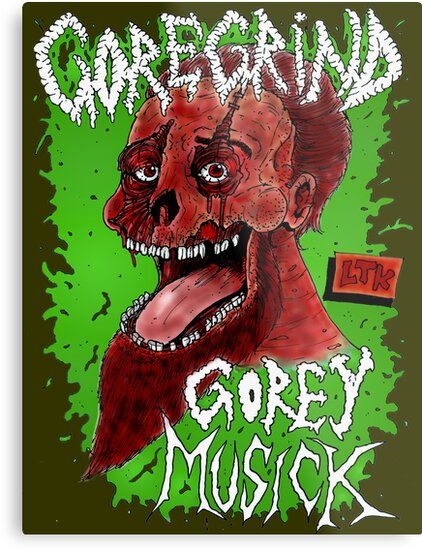 Goregrind - Gorey Musick by MetalheadMerch