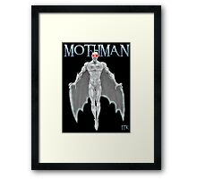 Mothman Framed Print