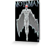 Mothman Greeting Card