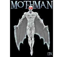 Mothman Photographic Print
