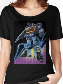 Soundwave Reformatted Women's Relaxed Fit T-Shirt