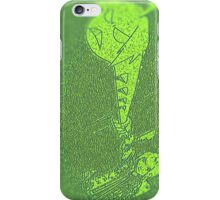 Metal Blurchamy  iPhone Case/Skin