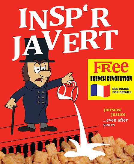 Insp'r Javert by UrLogicFails