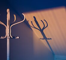Coat stand (fixed colours) by esmerose