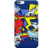 One out of Three Unicorns are Prepared for Precipitation iPhone Case/Skin