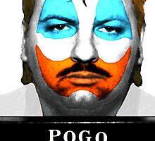 John Wayne Gacy a.k.a Pogo the Clown by brett66