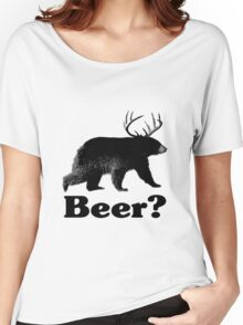 Beer? Women's Relaxed Fit T-Shirt