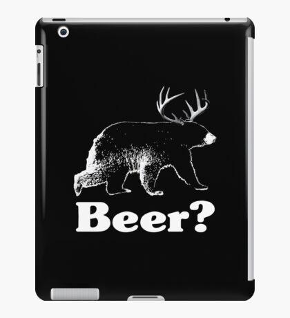 Beer? iPad Case/Skin