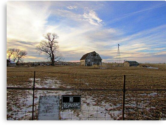Rural Relics by Greg Belfrage
