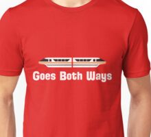 Goes Both Ways Unisex T-Shirt