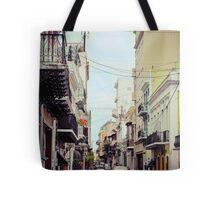 Old San Juan Puerto Rico 1 Tote Bag