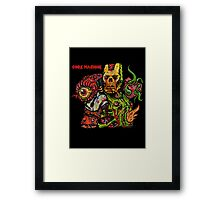 Gore Machine Framed Print