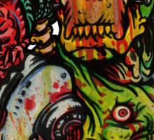 Gore Machine Sticker