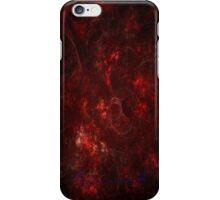 Fire - Red iPhone Case/Skin