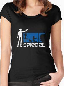 Spiegel Women's Fitted Scoop T-Shirt