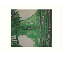 Conway, New Hampshire Art Print
