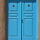 Blue door #83348 by LoneTreeImages