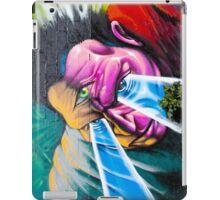 Three-eyed Monster pad iPad Case/Skin