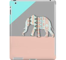 Tribal Elephant  iPad Case/Skin