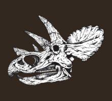 Dino Skull by ZugArt