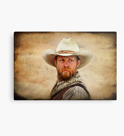 Washington State Ranger Metal Print