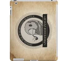 Official Seal iPad Case/Skin