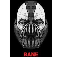 Bane Photographic Print