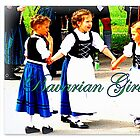 Bavarian Girls by The Creative Minds