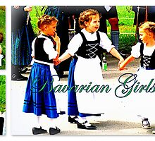Local Bavarian Girls by ©The Creative  Minds