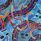 Waves of Music by Nira Dabush