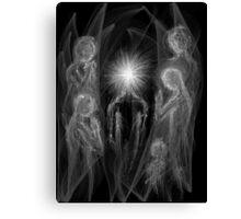 Angels Canvas Print