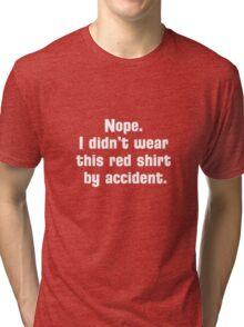 Non-Accidental Tri-blend T-Shirt