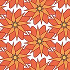 Springs Florals pattern by Daniel Bevis