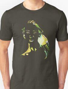 Face T-shirt - Green/Yellow T-Shirt