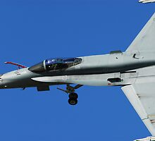 RAAF F/A-18A Hornet  by marty1468
