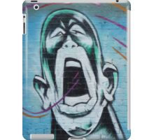 Man & Many of life's demands iPad Case/Skin