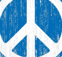 Beetle Peace Sticker