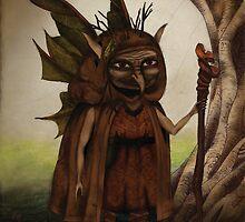 The Faery Crone by Nicola McIntosh