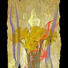 Daffodil Art by Ian Jeffrey